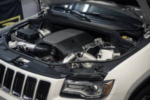 RIPP Superchargers - RIPP Supercharger Kit, Jeep (2011-14) Grand Cherokee WK2 6.4L SRT Kit Powdercoated Black