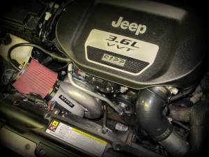 RIPP Superchargers - RIPP Supercharger Kit, Jeep (2015-17) Wrangler JK 3.6L V6 Pentastar Kit Manual Trans