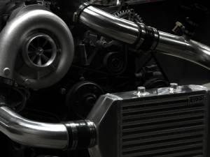 RIPP Superchargers - RIPP Supercharger Kit, Jeep (2015-17) Wrangler JK Right Hand Drive 3.6L V6 Pentastar Kit Auto Trans