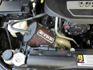 RIPP Superchargers - RIPP Superchargers Air Filter Sock, Jeep (2012-16) Wrangler