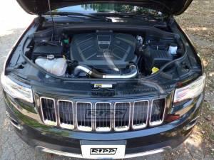 Intercoolers/Tubing - Intercoolers - RIPP Superchargers - RIPP Superchargers Intercooler & Pipe Kit, Jeep (2011-15) Grand Cherokee WK2 3.0L EcoDiesel
