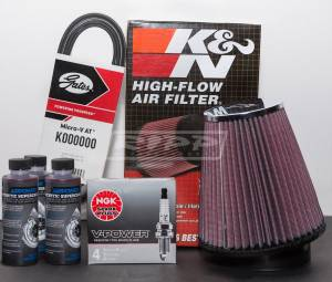 RIPP Superchargers - RIPP Superchargers Tune Up Kit, Jeep (2007-11) Wrangler JK 3.8L, Standard Belt