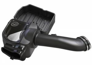 S&B - S&B Air Intake Kit, Ford (2017) F-250, F-350, F-450, & F-550 6.7L Power Stroke, Dry Extendable Filter