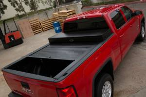 """Truck Covers USA - Truck Covers USA Work Cover, Chevy/GMC (1988-17) 8' (97"""") Long Bed, with Power Actuator - Image 10"""