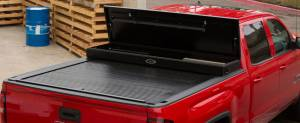 "Tools - Tool Boxes - Truck Covers USA - Truck Covers USA Work Cover, Chevy/GMC (1988-17) 6.5' (78"") Short Bed, with Power Actuator"