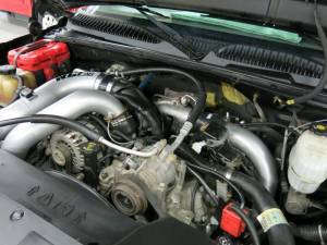Werhli Custom Fabrication - Wehrli Custom Fab Intercooler Pipe, Chevy/GMC (2004.5-10) 6.6L Duramax (Driver Side) - Image 3