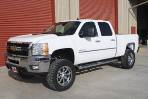 "Steering/Suspension Parts - 4"" Lift Kits - Cognito Motorsports - Cognito Motorsports 4""-6"" Lift Kit, Chevy/GMC (2011-16) 2500HD"