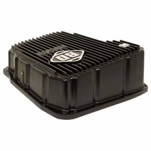 BD Power - BD Diesel Transmission Pan, Dodge (2007.5-16) 68RFE, Black
