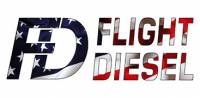 Flight Diesel - Flight Diesel Fuel Injector, Chevy/GMC (2001-04) 6.6L Duramax LB7, 30% Over Nozzle (Single Injector)