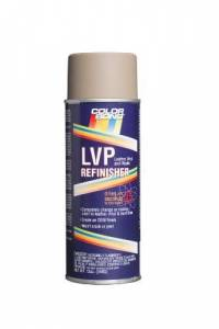 Color Bond - Colorbond Leather, Plastic, And Vinyl Refinisher, 115 Medium Praire Tan 12oz. (Ford 97-99 code X)