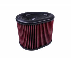 Air Filters - Aftermarket Style Replacement/Universal Air Filter - S&B - S&B Air Intake Replacement Filter , Chevy/GMC (2011-16) 6.6L LML Duramax, Oiled Filter