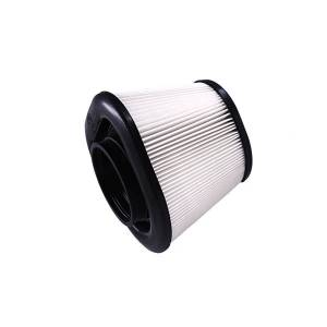 Air Filters - Aftermarket Style Replacement/Universal Air Filter - S&B - S&B Air Intake Replacement Filter, Dodge (2013-17) 6.7L Cummins, Dry Extendable Filter