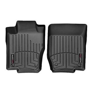 Weather Tech - Weather Tech Front Floorliners, BMW (2011-16) M5, Front, Black