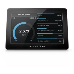 Electronic Performance/ Tuners - Street Application Performance - Bully Dog - Bully Dog GTX Watchdog Performance Monitor
