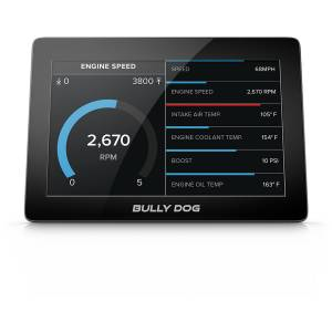 Bully Dog - Bully Dog GTX Watchdog Performance Monitor