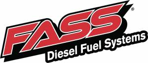 "Fuel Pump Systems - FASS Diesel Fuel Systems - FASS 3/8"" X 3/8"" 90 Degree (Barb X Female Jic Flare)"
