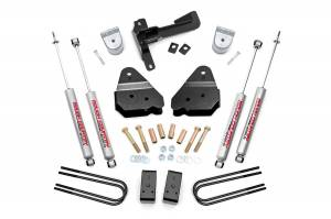 "Steering/Suspension Parts - 3"" Lift Kits - Rough Country - Rough Country 3"" Suspension Lift Kit, Ford (2011-16) F-250, 4WD"