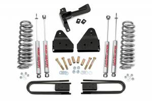 "Steering/Suspension Parts - 3"" Lift Kits - Rough Country - Rough Country 3"" Suspension Lift Kit, Ford (2008-10) F-250/F350, 4WD"