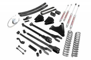 "Rough Country - Rough Country 6"" Suspension Lift Kit, Ford (2008-10) F-250/F350, 4WD"