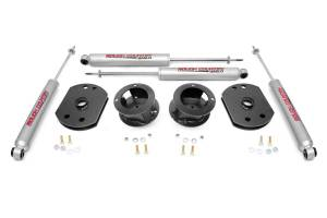 "Steering/Suspension Parts - Leveling Kits - Rough Country - Rough Country 2.5"" Leveling Kit, Dodge (2014-18) 2500, 4WD"