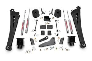 "Rough Country - Rough Country 5"" Suspension Lift Kit, Dodge (2014-17) 2500, 4WD"