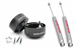 "Steering/Suspension Parts - Leveling Kits - Rough Country - Rough Country 2.5"" Leveling Kit, Dodge (2014-17) 2500, 4WD"