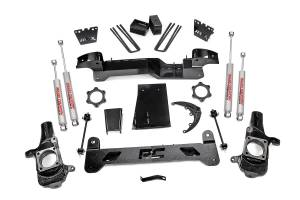 "Rough Country - Rough Country 6"" Suspension Lift Kit, Chevy/GMC (2001-10) 2500HD 4WD"