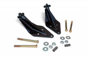 Steering/Suspension Parts - Shock Absorbers - Rough Country - Rough Country Dual Shock Kit, Ford (1999-04) F-250/F-350