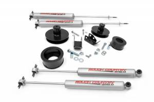 "Steering/Suspension Parts - 3"" Lift Kits - Rough Country - Rough Country 2"" Suspension Lift Kit, Jeep (1994-06) Wrangler TJ"