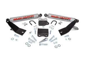Rough Country - Rough Country Dual Steering Stabilizer Kit, Dodge (2003-12) 2500/3500, 4wd