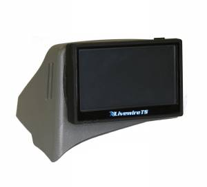 Holiday Super Savings Sale! - Diamond T Enterprises Sale Items - Diamond T Enterprises - Diamond T SCT Old Style Livewire 5015 Dash Mount, Ford (2005-07) F-250, F-350, F-450, & F-550 (w/ side harness connection)