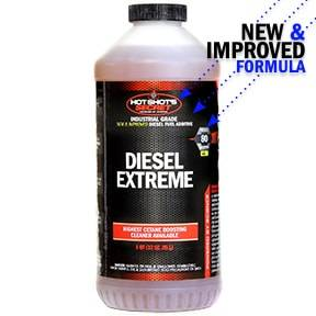 Motor Oil - Engine Oil Treatment Additives - Hotshot's Secret - Hotshot's Secret Diesel Extreme Fuel Additive 32oz