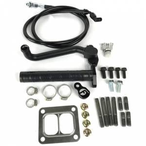Fleece - Fleece Performance S300/S400 Turbo Install Kit, Chevy/GMC (2011-16) 6.6L Duramax