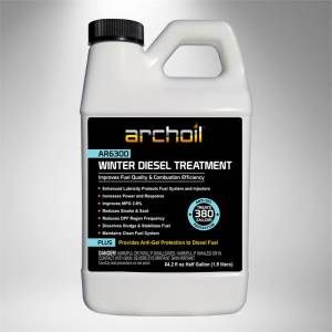 Additives & Fluids - Fuel Treatment Additives - Archoil - Archoil AR6300,Winter Diesel Fuel Treatment, 64.2oz (1/2 Gallon)