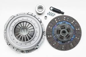 South Bend Clutch - South Bend Stock Single Disc Clutch Kit, Dodge (1988-93) 5.9L Cummins 5 Speed GETRAG & NV4500 & NON HO NV5600, 350HP