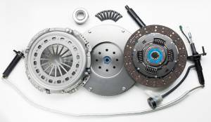 Clutches/Clutch Parts - Single Disk Clutch - South Bend Clutch - South Bend Single Disc Clutch Kit, Dodge (2005.5-17) 5.9L & 6.7L, Cummins G56, 475HP
