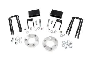 "Steering/Suspension Parts - Leveling Kits - Rough Country - Rough Country 2"" Leveling Kit, Nissan Titan XD (2016-18) 5.0L, Cummins"