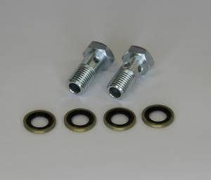 Fuel Injection Parts - Fuel System Misc. Parts - AVP - AVP Banjo Bolt & Washer Kit, Ford (2003-10) 6.0L Power Stroke