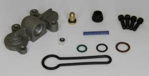 "AVP - AVP Fuel Pressure Regulator ""Blue Spring"" Upgrade Kit, Ford (2003-10) 6.0L Power Stroke - Image 1"