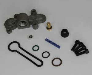 "AVP - AVP Fuel Pressure Regulator ""Blue Spring"" Upgrade Kit, Ford (2003-10) 6.0L Power Stroke - Image 3"