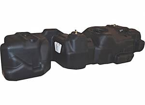 Fuel Tanks - Titan Fuel Tanks - Titan Fuel Tank, Ford (2017-18) F-250/F-350, CC/SB, 55gal