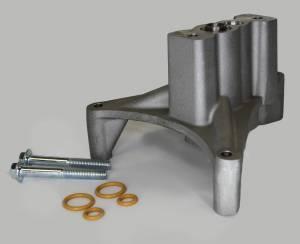 AVP - AVP Non-EBPV Pedestal Kit, Ford (1999.5-03) 7.3L Garrett GTP38 & GTP38R