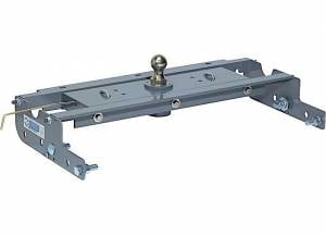 Towing & Recovery - Gooseneck Hitches - B&W Trailer Hitches - B&W Turnover Ball Gooseneck Hitch, Ford (2011-16) F-250/F-350/F-450, W/ Factory Bed