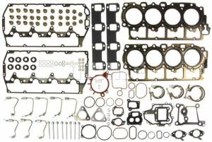 Engine Gaskets & Seals - Engine Overhaul Kits - Mahle - MAHLE Clevite Overhaul Kit, Ford (2011-15) 6.7L Powerstroke,  (Standard Size)