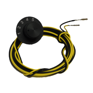 EFI Live - EFI Live DSP5 Selector Switch, Chevy (2011-16) 6.6L Duramax LML (Yellow Wire)