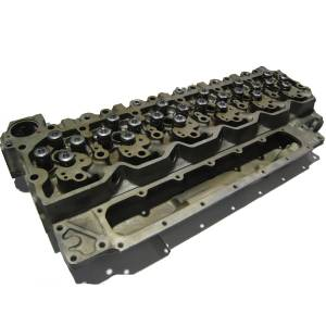 Engine Parts - Engine Heads - Industrial Injection - Copy of Industrial Injection Engine Head, Dodge (1998.5-02) 24V Street Head