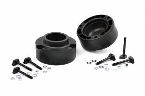 "Steering/Suspension Parts - Leveling Kits - Rough Country - Rough Country 2.5"" Leveling Kit, Dodge (1994-13) 2500, 4WD"