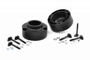 "Steering/Suspension Parts - Leveling Kits - Rough Country - Rough Country 2.5"" Leveling Kit, Dodge (1994-13) 3500, 4WD"
