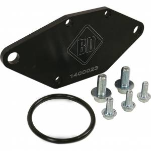 Engine Parts - Miscellaneous Maintenance Items - BD Power - BD Diesel Killer Frost Plug Plate, Dodge (2003-18) 5.9L & 6.7L Cummins