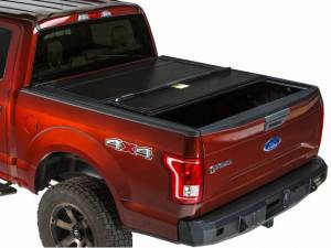 Bed/Tonneau Covers - Vinyl Folding Tonneau Covers - Bak Industries - Bakflip G2 Hard Folding Tonneau Cover, Ford (2015-18) F-150 (8 FT Bed)